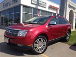 2008 Lincoln MKX LEATHER..NAV..PAN-ROOF!! in Burlington, Ontario