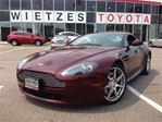 2007 Aston Martin Vantage 6SPD, NAVI, CDN CAR, OPTIONS in Vaughan, Ontario