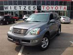2005 Lexus GX 470 ULTRA PREMIUM, NAVIGATION, DVD in Vaughan, Ontario