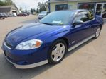 2006 Chevrolet Monte Carlo V8 LOADED 'SS' MODEL 5 PASSENGER LEATHER.. HEAT in Bradford, Ontario