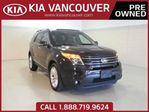2013 Ford Explorer Limited in Vancouver, British Columbia