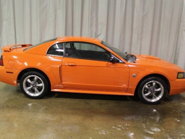 2004 ford mustang gt coupe 4 6l 5speed manual trans. Black Bedroom Furniture Sets. Home Design Ideas