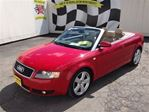 2006 Audi A4 1.8T, Convertible, Leather, FWD in Burlington, Ontario