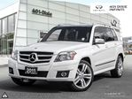 2011 Mercedes-Benz GLK-Class GLK350 4MATIC in Mississauga, Ontario