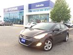 2013 Hyundai Elantra GLS | NOT A RENTAL CAR | ONE OWNER | NO ACCIDENT in Oakville, Ontario