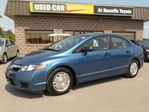 2009 Honda Civic LX Sedan 5-Speed MT in Peterborough, Ontario