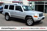 2006 Jeep Commander Limited 4WD w/ Nav + DVD in Ottawa, Ontario