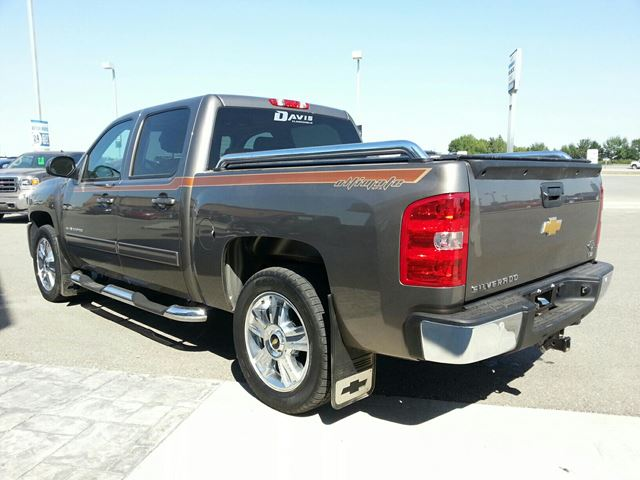2013 Chevrolet Silverado 1500 Claresholm Alberta Car