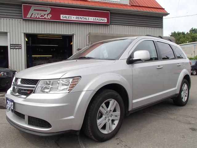 2012 dodge journey brantford ontario used car for sale 1823420. Black Bedroom Furniture Sets. Home Design Ideas