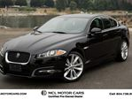 2013 Jaguar XF 3.0L V6 S/C AWD in Vancouver, British Columbia