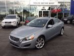 2011 Volvo S60 T6 AWD A in Toronto, Ontario
