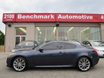 2008 Infiniti G37 SPORT COUPE-6 SPEED-JOURNEY PKG-NAVI-CAMERA in Scarborough, Ontario