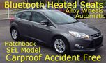 2012 Ford Focus SEL Hatchback Bluetooth Alloys in Hamilton, Ontario