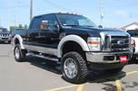 2008 Ford F-350 LARIAT DIESEL NAVIGATION W/ 4 LIFT KIT in Ottawa, Ontario