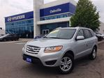2010 Hyundai Santa Fe GL | ONE OWNER | ACCIDENT FREE | LOW KMS in Oakville, Ontario