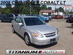 2008 Chevrolet Cobalt LT | Factory Remote Starter | Power Group | Acc in London, Ontario