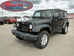 2012 Jeep Wrangler Unlimited Sport in Prince Albert, Saskatchewan