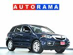 2010 Acura RDX TECH PKG NAVIGATION BACKUP CAM LEATHER SUNROOF AWD in North York, Ontario