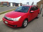 2008 Ford Focus SES - LOW KMS, Leather, MoonRoof, Alloy Rims, H in Scarborough, Ontario