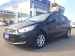 2013 Hyundai Accent GL - LOW KMS!! HEATED SEATS!! in Milton, Ontario