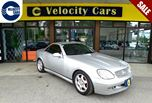 1999 Mercedes-Benz SLK-Class Roadster Convertible in Burnaby, British Columbia
