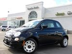 2015 Fiat 500 Pop NEW POWER OPTS KEYLESS ENTRY HUGE SAVINGS GREAT VALUE in Thornhill, Ontario
