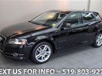 2011 Audi A3 WAGON w/ 6-SPD MANUAL! SUNROOF! LEATHER! AWD Wagon in Guelph, Ontario