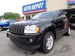 2007 Jeep Grand Cherokee 4X4 TOUT EQUIPE SIEGE ELECTRIC in Montreal, Quebec