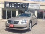 2006 Nissan Maxima 3.5 SL**1 Owner, Low Km, LOADED** in Bowmanville, Ontario