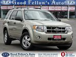 2010 Ford Escape 4WD - FOUR WHEEL DRIVE 4WD  in North York, Ontario