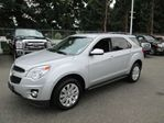 2011 Chevrolet Equinox 1LT Front-wheel Drive Sport Utility in Chilliwack, British Columbia