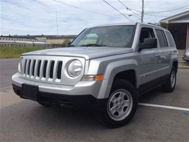 2012 jeep patriot sport st catharines ontario used car. Black Bedroom Furniture Sets. Home Design Ideas
