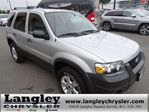 2006 Ford Escape XLT w/Power Convenience & Local in Surrey, British Columbia