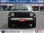 2009 Jeep Patriot LIMITED, LEATHER SEATS, SUNROOF, 4WD in North York, Ontario