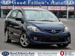 2008 Mazda MAZDA5 NAVIGATION, LEATHER SEATS & SUNROOF in North York, Ontario