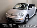 2006 Volkswagen New Beetle w/ LEATHER!! Convertible in Guelph, Ontario
