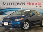 2012 Honda Civic EX-L - Leather, Nav, Sunroof in North York, Ontario