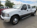 2006 Ford F-350 DIESEL LOADED LARIAT EDITION 5 PASSENGER 4X4..  in Bradford, Ontario