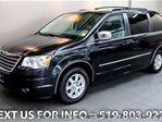 2008 Chrysler Town and Country TOURING w/ POWER SLIDE DOORS! REAR A/C! QUAD SEATS in Guelph, Ontario