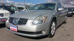 2004 Nissan Maxima 136km ! SL, -Auto,Leather,S-Roof in North York, Ontario