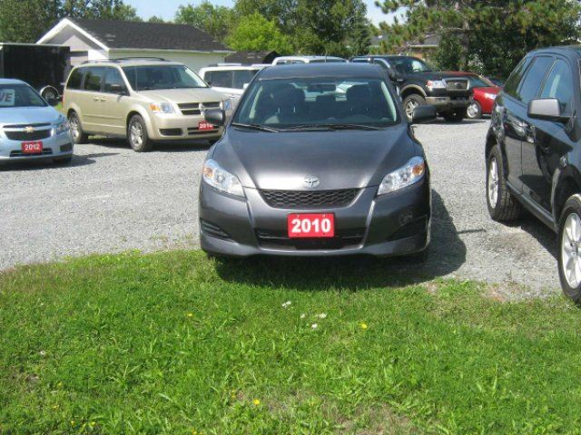 2010 TOYOTA MATRIX Base 5dr Hatchback in Chelmsford, Ontario