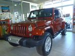 2014 Jeep Wrangler Unlimited Sahara in Ajax, Ontario