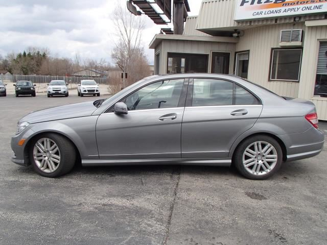 2011 mercedes benz c class c250 kitchener ontario used for Mercedes benz 2011 c300 for sale