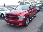 2010 Dodge RAM 1500 Sport Crew Cab 4X4 with Leather in Ottawa, Ontario