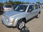 2011 Jeep Patriot LOADED LIMITED EDITION 5 PASSENGER 4X4.. LEATHE in Bradford, Ontario