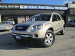 2010 GMC Acadia SLE1   ALL WHEEL DRIVE 7 PASSENGER in Barrie, Ontario