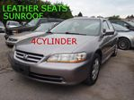2001 Honda Accord  EX-Leather-Roof -cylinder in Scarborough, Ontario