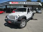 2012 Jeep Wrangler Unlimited Sport in Barrie, Ontario
