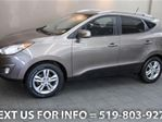 2010 Hyundai Tucson GLS AUTOMATIC! SPLIT LEATHER! HEATED SEATS! SUV in Guelph, Ontario