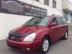 2007 Kia Sedona EX DVD PWR-SLIDERS ALLOYS LOADED *CERTIFIED* in St Catharines, Ontario